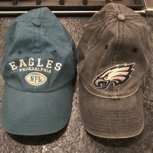 2 x Philadelphia Eagles Hats